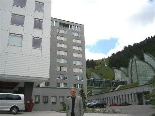 hôtel tschuggen arosa