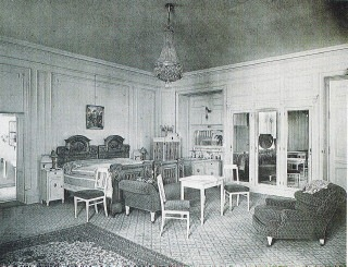 Le Meurice, Zimmer 1907