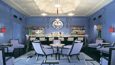 The Blue Bar, The Berkeley Hotel