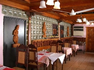 Restaurant Le Darshana